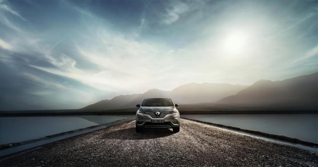 A tecnologia do novo Renault Espace