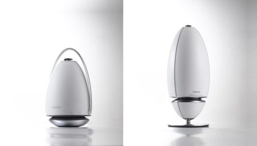 Áudio: O (belo) ovo da Samsung