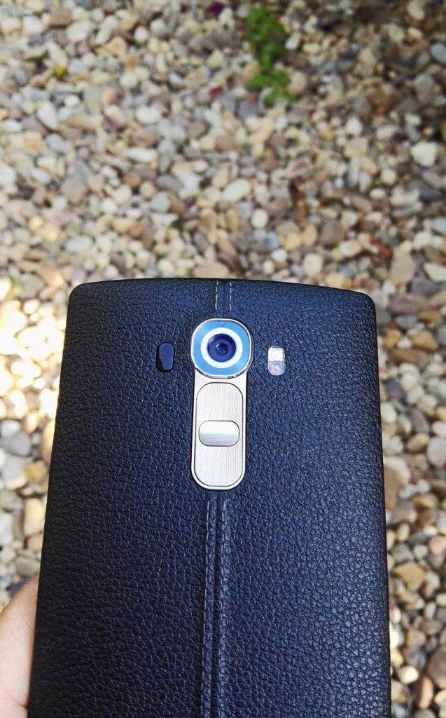 LG G4 em teste