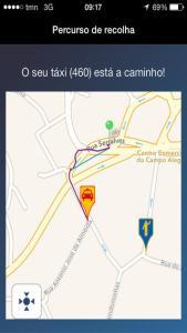 Apps para chamar táxis. Taxi Link
