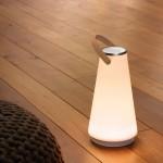 Uma lanterna de som