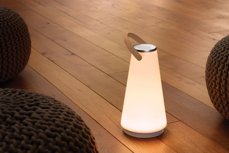 Lanterna de som. 'Uma' Sound Lantern, by Pablo Designs