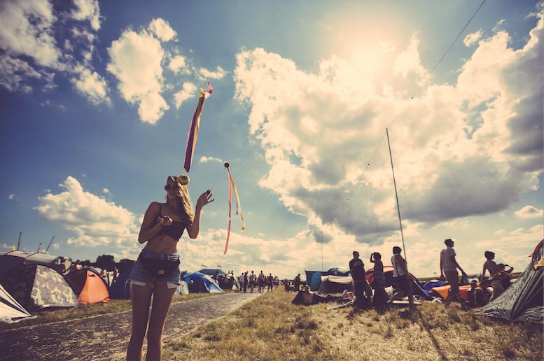 Fotografar Festivais de Verão | Canon e Paul Underhill