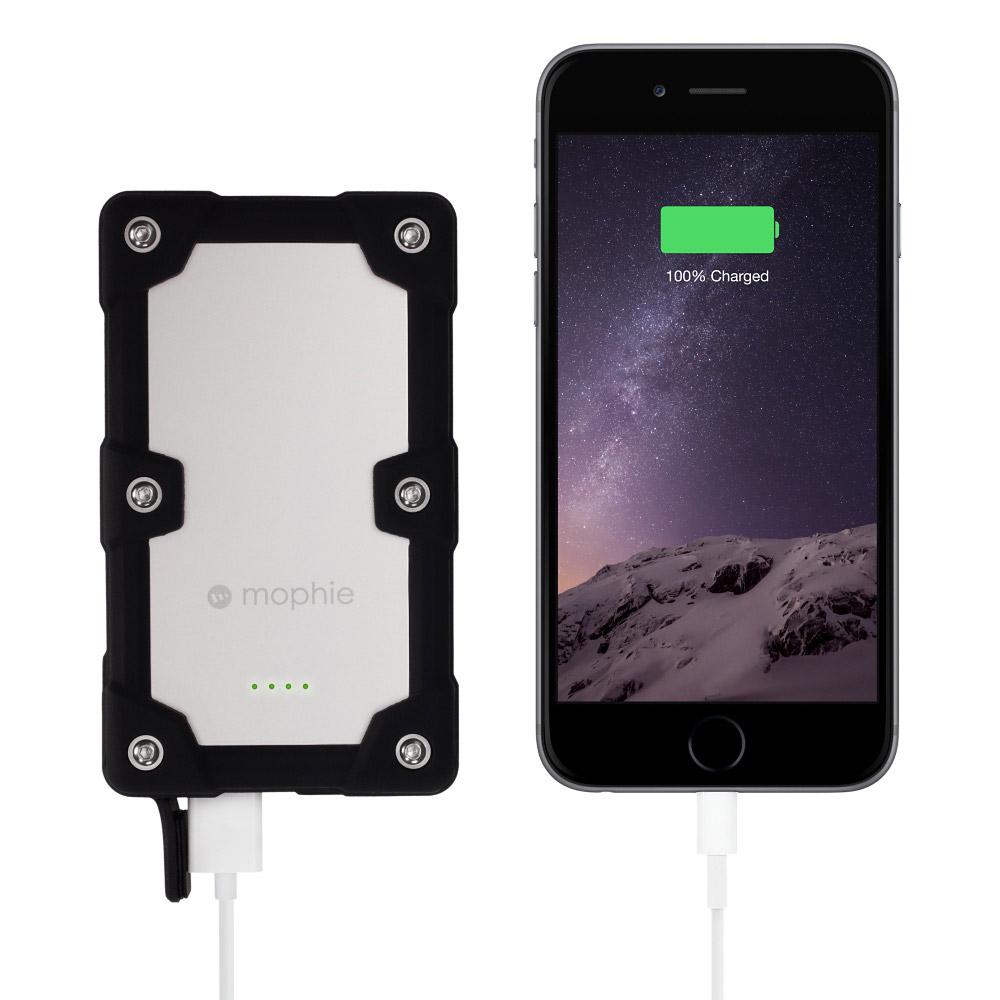 Powerbanks, para que não fique sem bateria. Mophie Juice Pack Powerstation PRO