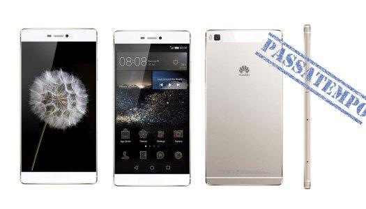 Passatempo: Eu quero ganhar um Huawei P8!