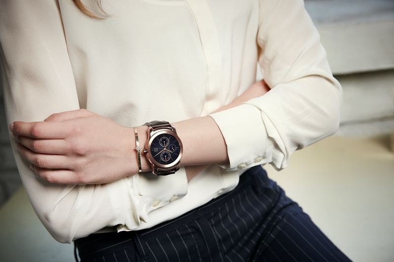Watch Urbane, o novo smartwatch da LG