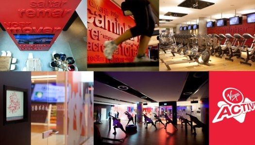 Passatempo Total Fitness – Virgin Active