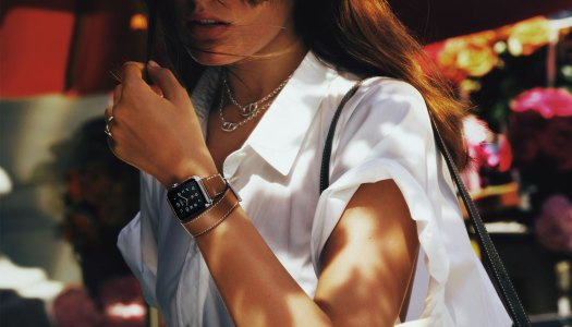 Apple Watch versão high fashion