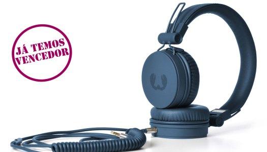 Sabe quem venceu o passatempo dos Caps Headphones?