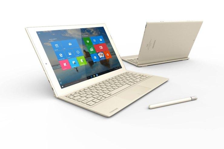 Papel e caneta reinventados, com o portátil/tablet dynaPad, da Toshiba