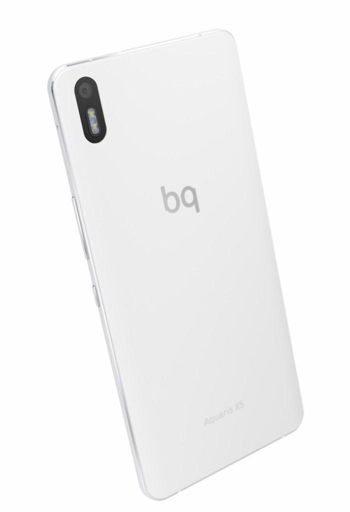 AquarisX5, o novo smartphone da BQ