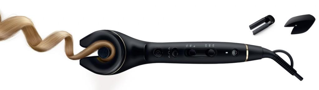 Beleza. Modelador de Caracóis Automático Philips ProCare HPS940, para caracois perfeitos