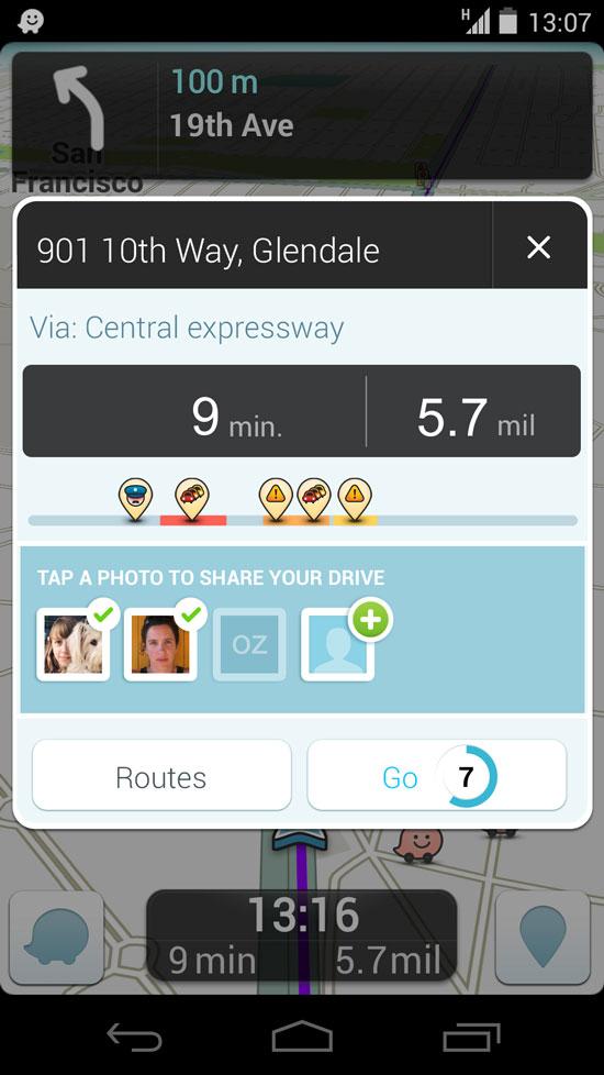 Apps para dizer adeus ao trânsito. Waze