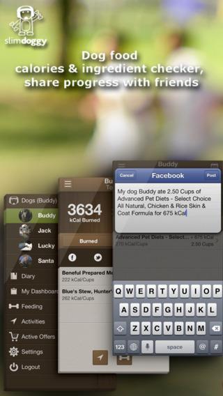 As melhores apps para o seu cão. Slimdoggy