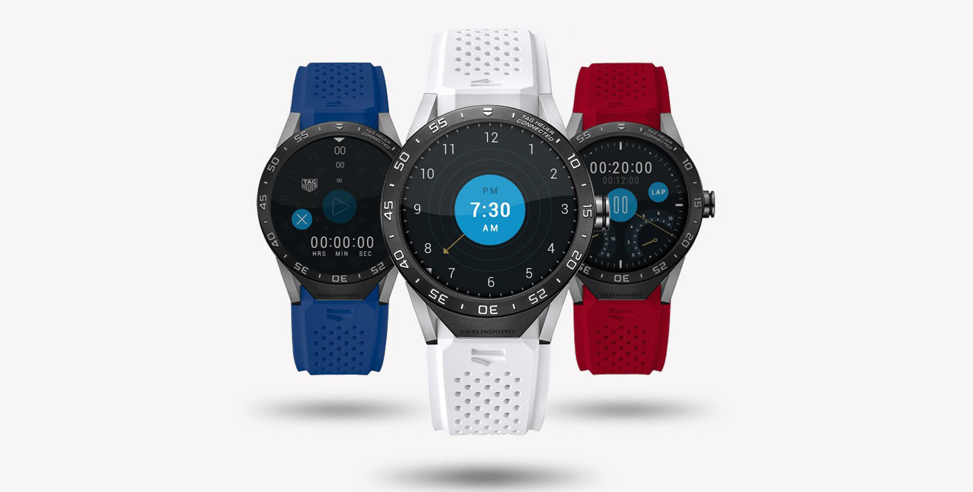 Tag Heuer Connected, o smartwatch da Tag Heur