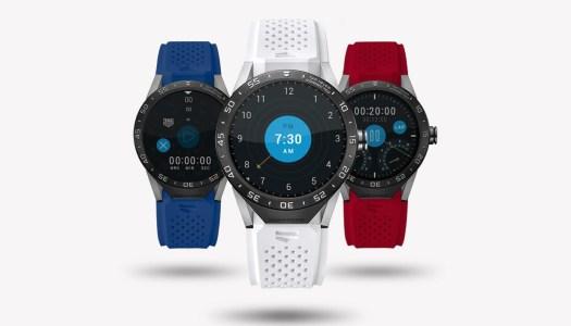 Luxo: O smartwatch da Tag Heuer
