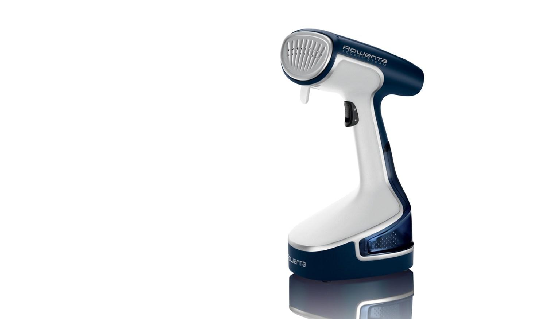 Access Steam, a escova de de engomar portátil, da Rowenta. Para cuidar da roupa