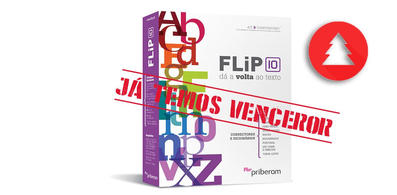 passatempo Flip 10 vencedor