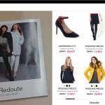 Scan & Buy com a app da La Redoute