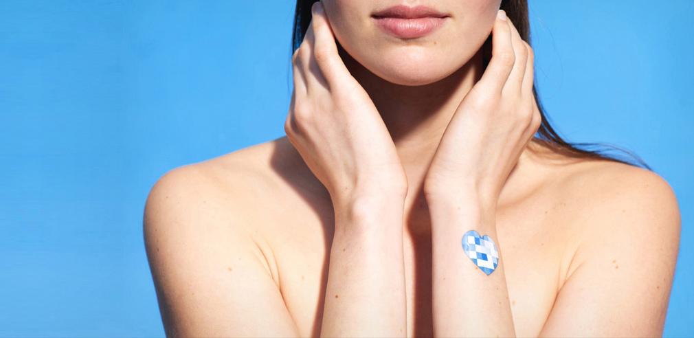 My UV Patch, da L'Oréal, wearable flexível para monitorizar a exposição ao Sol e aos raios UV