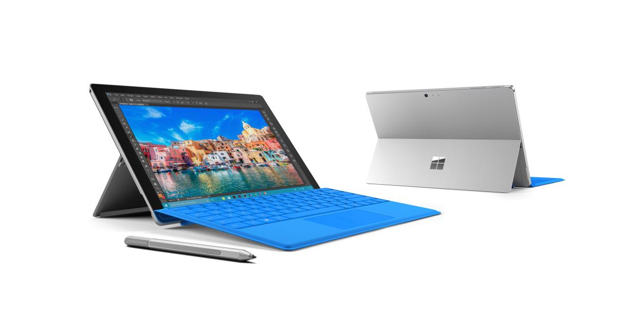 Surface Pro 4, da Microsoft