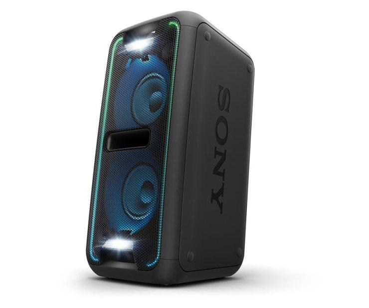 Sony: Vinil com alta resolução e outras novidades. Sistema de áudio de alta potência GTK-XB7