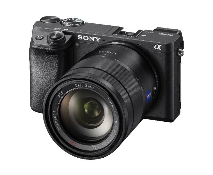 Sony: Vinil com alta resolução e outras novidades. Câmara a6300