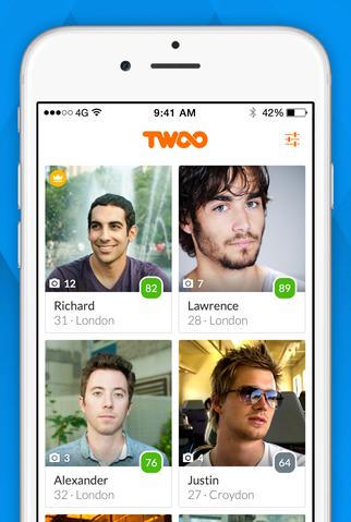 4 apps para encontrar o seu amor de Primavera. Twoo