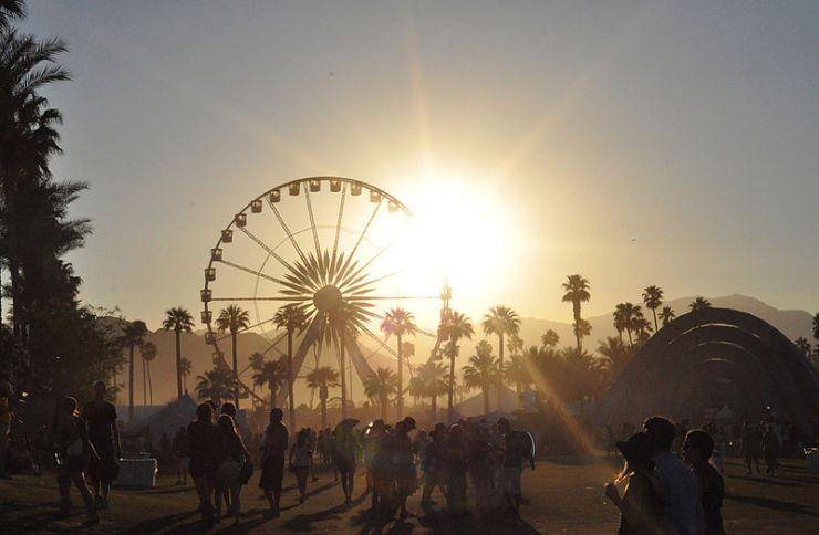 O Festival Coachella retransmitido agora no YouTube em 360º e com audio espacial