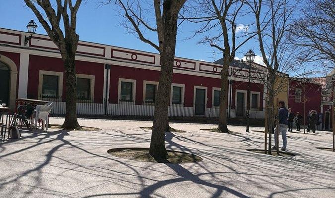 Lisboa, fotografada com o P9