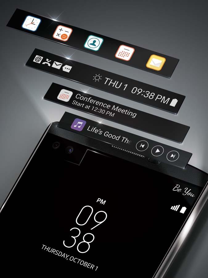 LG V10 hands on