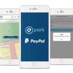 Emel e PayPal: Estacionar sem moedas