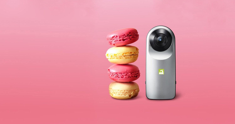 Teste LG 360 Cam