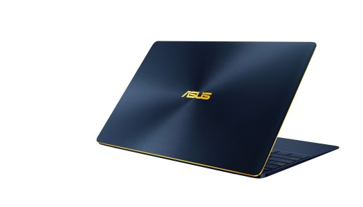 O portátil azul real da Asus