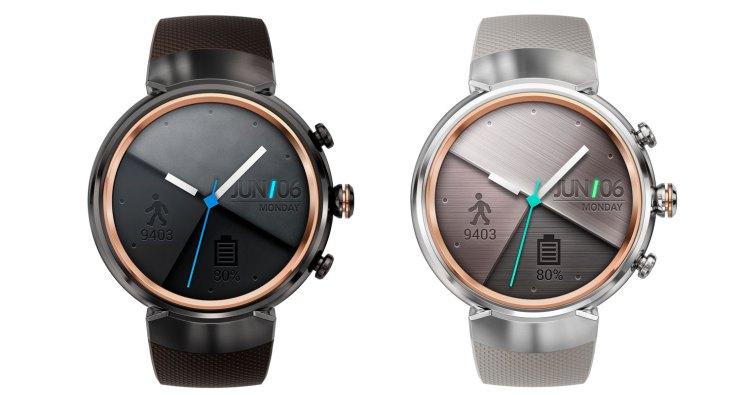 ZenWatch3, o novo smartwatch da Asus