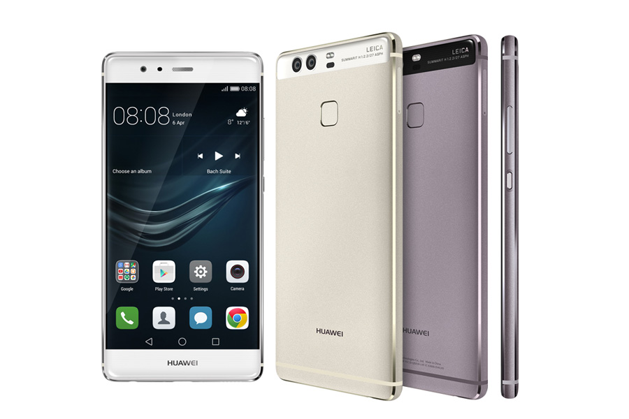 Natal 2016. Presentes para ela. Smartphone Huawei P9