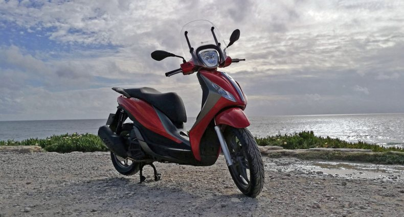 Scooter Piaggio Medley S 125