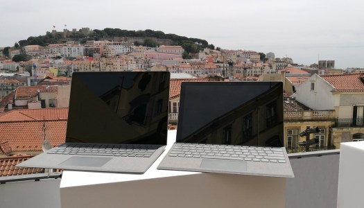 Novidades Microsoft: Surface Laptop e Surface Pro chegam a Portugal