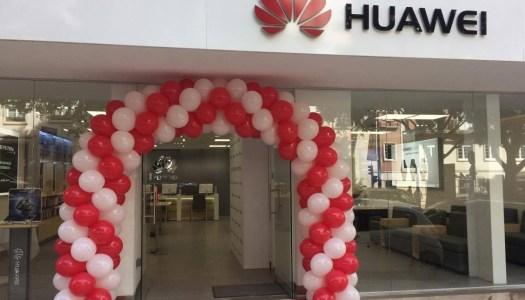 Huawei aposta no apoio ao cliente