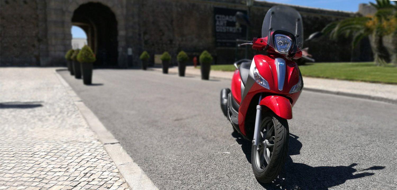 Teste scooter Piaggio Medley (parte 2)