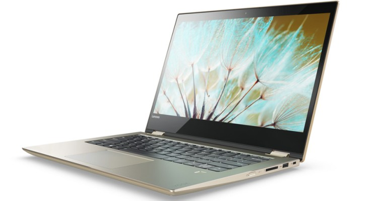Yoga 720 e 520, da Lenovo