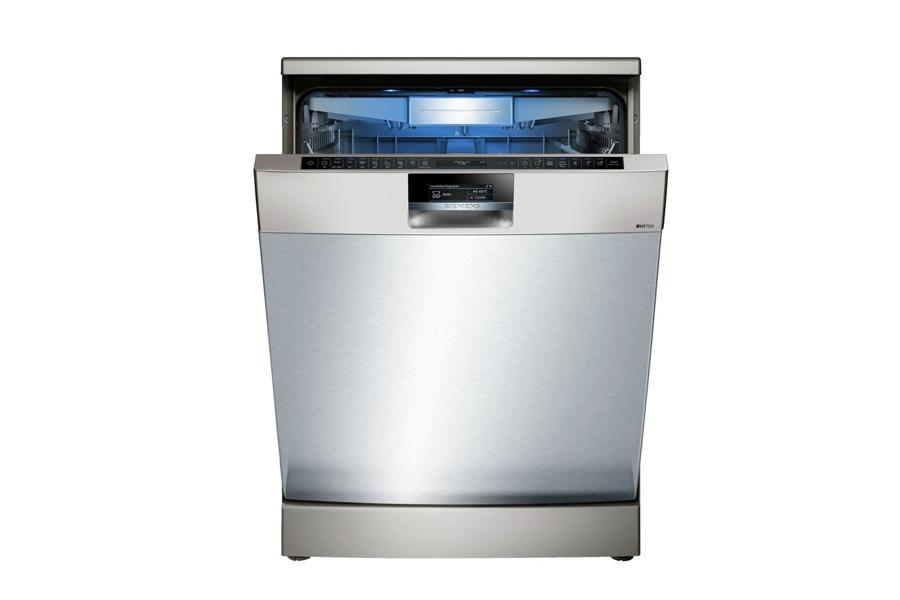 Eletrodomésticos para quem não tem tempo para nada. Máquina de Lavar Loiça speedMatic, da Siemens