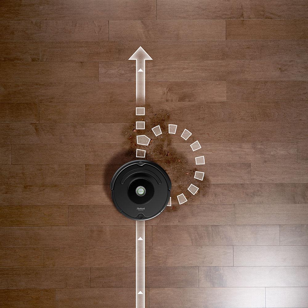 Roomba 676, o robô aspirador da iRobot