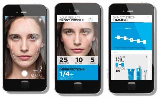 Uma app para ajudar no tratamento da acne
