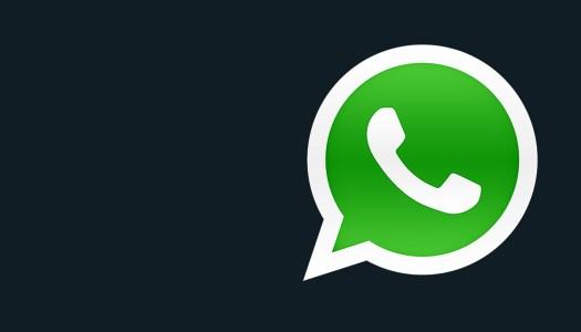 Como pôr o fundo escuro no WhatsApp