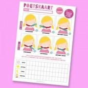 poetskaart_meisje