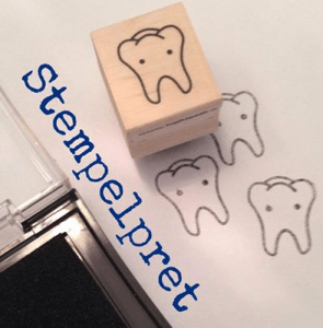 stempel tand