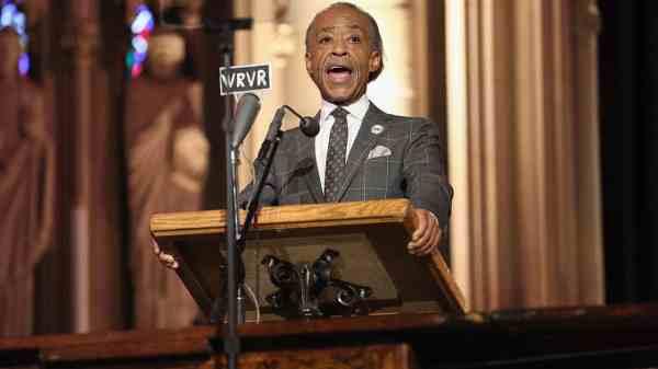 Al Sharpton: Marijuana Reform Is 'Civil Rights Cause'