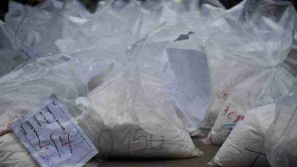 Mega-Bust Points to Spain as Europe's Emerging Cocaine Gateway