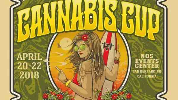 Artists Announced For SoCal Cannabis Cup 2018